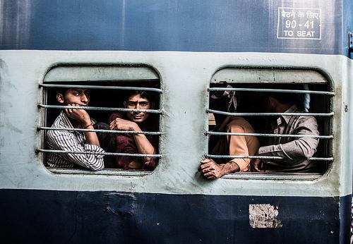 インド旅行記、不思議の国のインド(二日目)