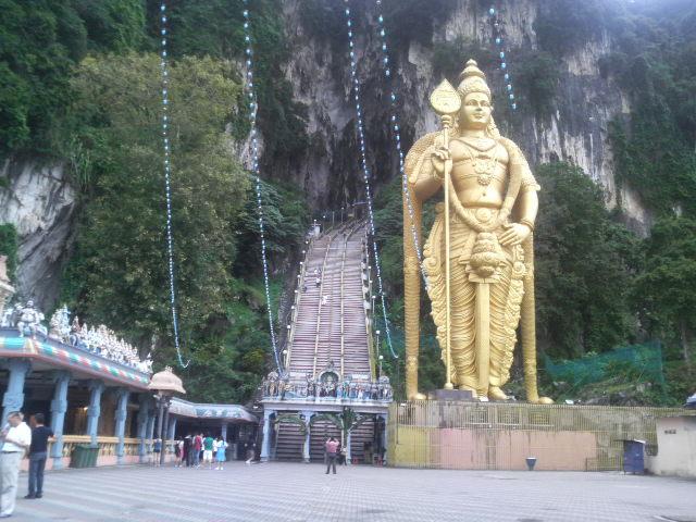 マレーシア旅行記、南国情緒のマレーシア(七日目)