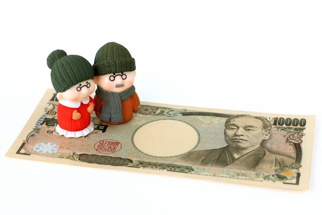 高齢者は年金で貯金をしてはいけない!!貯金をするとこんなことになってしまう